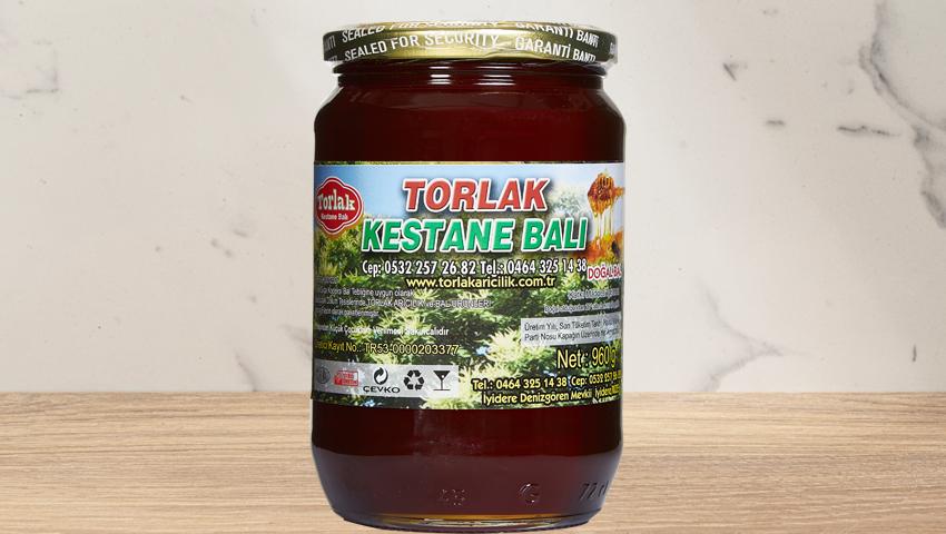 TORLAK KESTANE BALI  960Gr